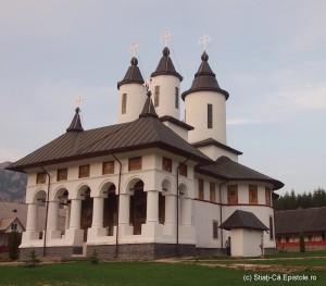 Ştiaţi că Mânăstirea Cheia