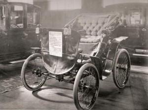 prima masina electrica