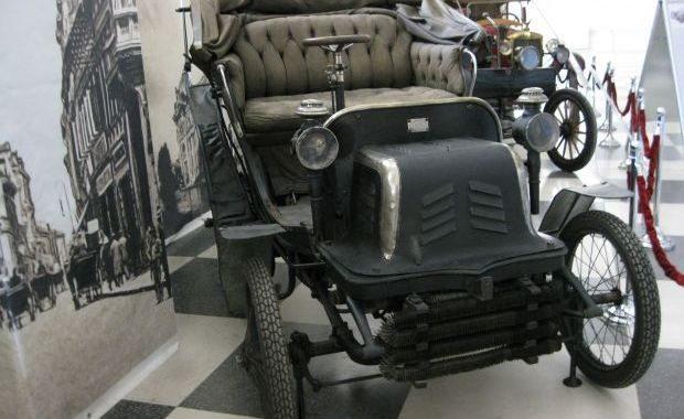 primul automobil din romania