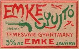 chibrituri EMKE